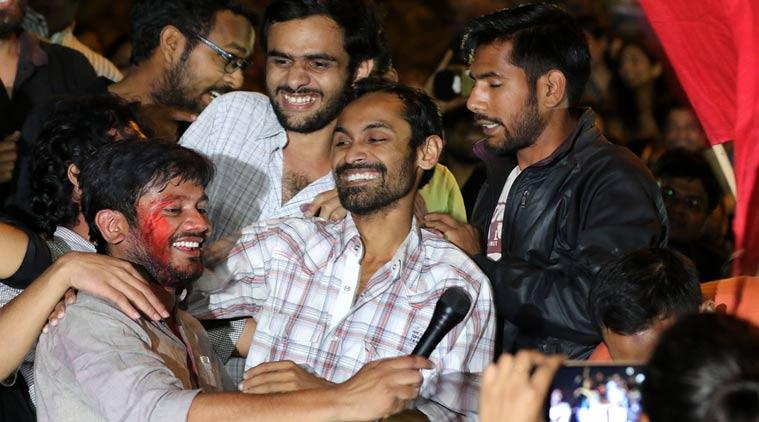 JNU मामले में 3 साल बाद 1200 पन्नों की चार्जशीट दायर, कन्हैया-खालिद समेत 10 पर देशद्रोह का आरोप