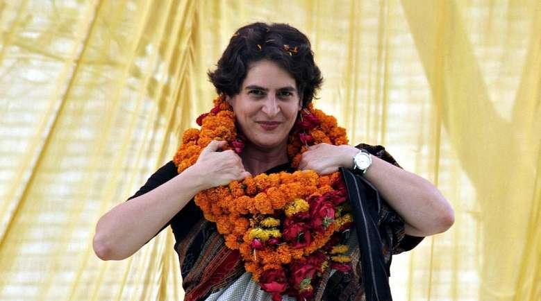 लोकसभा चुनाव से पहले कांग्रेस का बड़ा दांव, प्रियंका गांधी को बनाया कांग्रेस महासचिव, यूपी में दी बड़ी जिम्मेदारी
