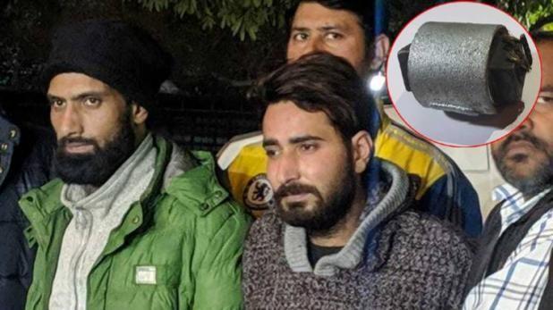 दिल्ली पुलिस की बड़ी कामयाबी, 26 जनवरी पर हमले की साजिश की नाकाम, दो जैश के आतंकी गिरफ्तार