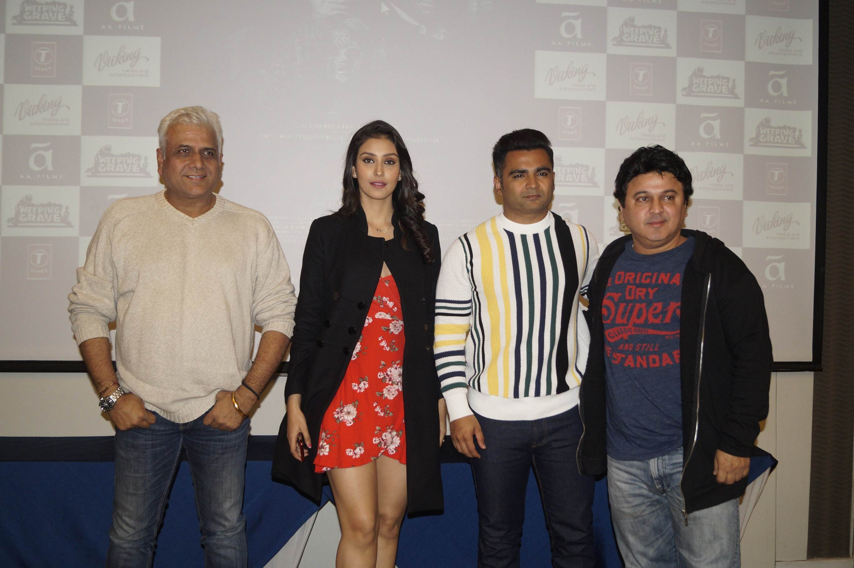 सचिन जोशी, अली असगर ने दिल्ली में किया फिल्म