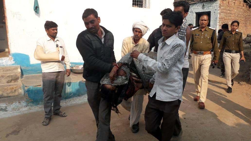 देवर ने मारी भाभी को गोली तो देवरानी ने कुल्हाड़ी से काट डाला, आरोपी के आतंक के आगे पुलिस भी दिखी नर्वस