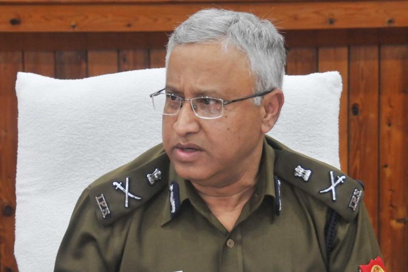 आईपीएस जावीद अहमद