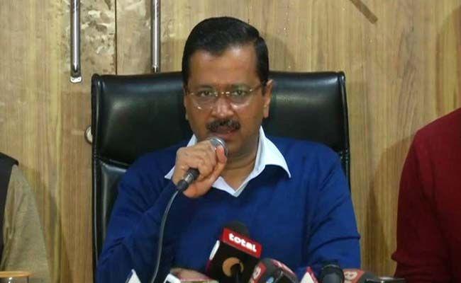 CMVsLG: केजरीवाल ने SC के फैसले को बताया संविधान के खिलाफ, बोले- आप को जिताना दिल्ली की सभी लोकसभा सीट