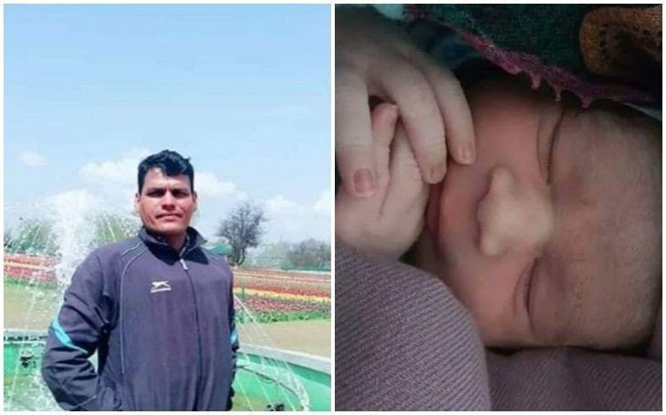 3 महीने की बच्ची से ये वादा करके ड्यूटी पर लौटे थे शहीद रोहिताश, जानकर नहीं थमेंगे आपके आंसू