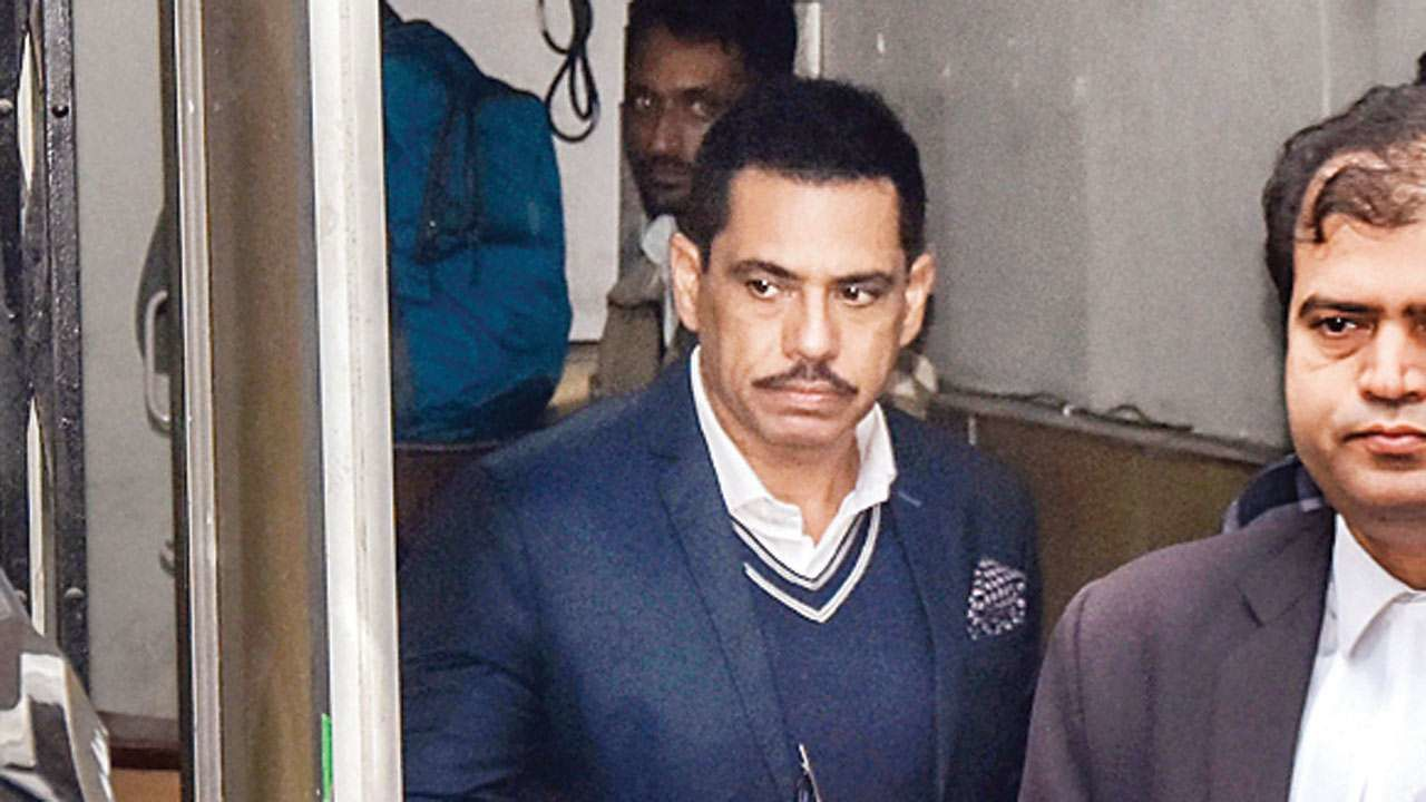 ईडी ने रॉबर्ट वाड्रा की कंपनी की 4.62 करोड़ रुपये की संपत्ति की कुर्क