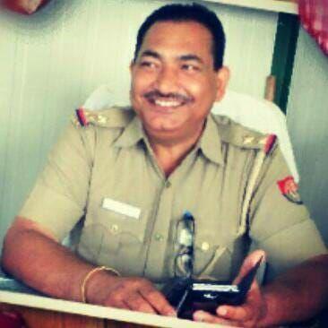 नोएडा सडक हादसे में सबइंस्पेक्टर हरिराज सिंह का निधन