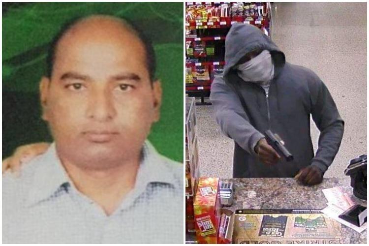 अमेरिका में एक भारतीय की गोली मारकर हत्या, हमलावर ने लगाया था मास्क