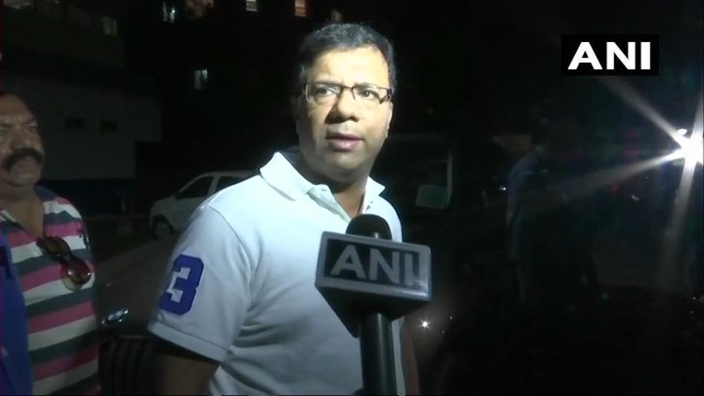 गोवा के स्वास्थ्य मंत्री ने मुख्यमंत्री मनोहर पर्रिकर के स्वास्थ्य बारे में दी जानकारी