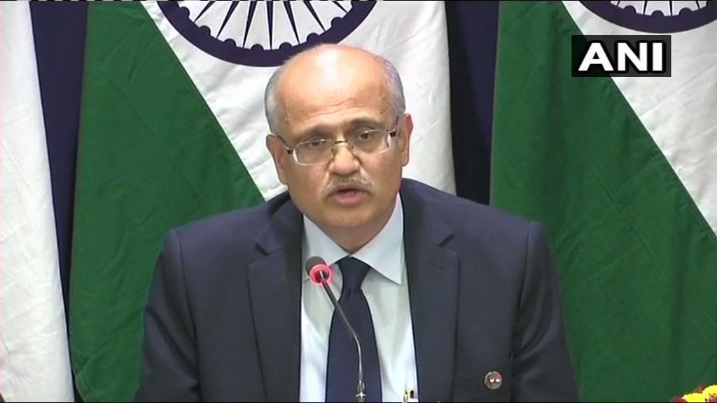 भारतीय विदेश सचिव ने बताया पाकिस्तान में कैसे और क्यों की इतनी बड़ी एयर स्ट्राइक, जैश का सबसे बड़ा ट्रेनिंग कैंप भी हुआ तबाह
