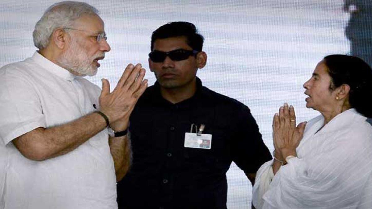 मोदी को ममता, ममता को मोदी से बैलेंस के लिए नहीं है आईपीएस की आत्महत्या का मामला