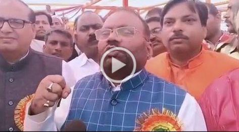 मंत्री स्वामी प्रसाद मौर्य ने सपा बसपा गठबंधन और प्रियंका को लेकर कही यह बड़ी बात
