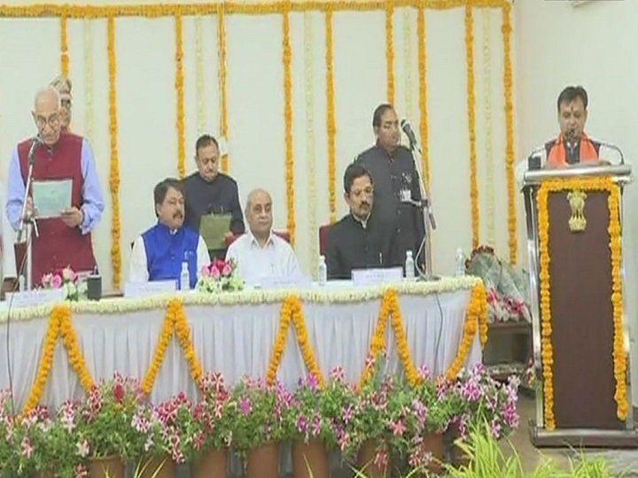 कांग्रेस के तीन विधायकों को बीजेपी ने बना दिया मंत्री!