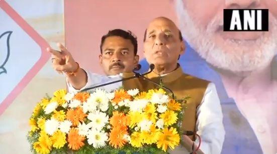 राजनाथ सिंह का बड़ा बयान, मोदी सरकार ने 5 साल में 3 बार किया स्ट्राइक, दो की जानकारी दूंगा...तीसरे की नहीं