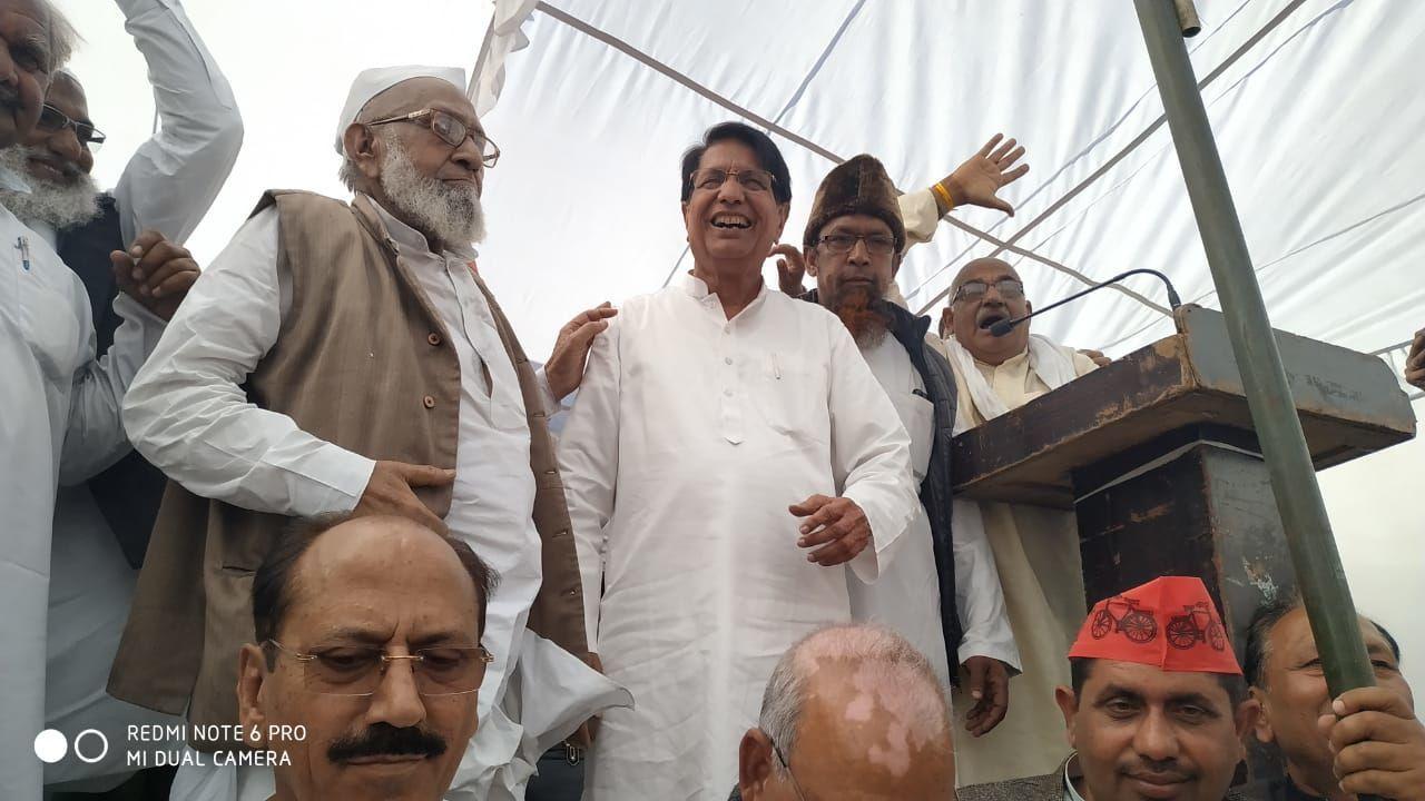दंगा कराकर मोदी जीतना चाहते हैं लोकसभा चुनाव: अजित सिंह