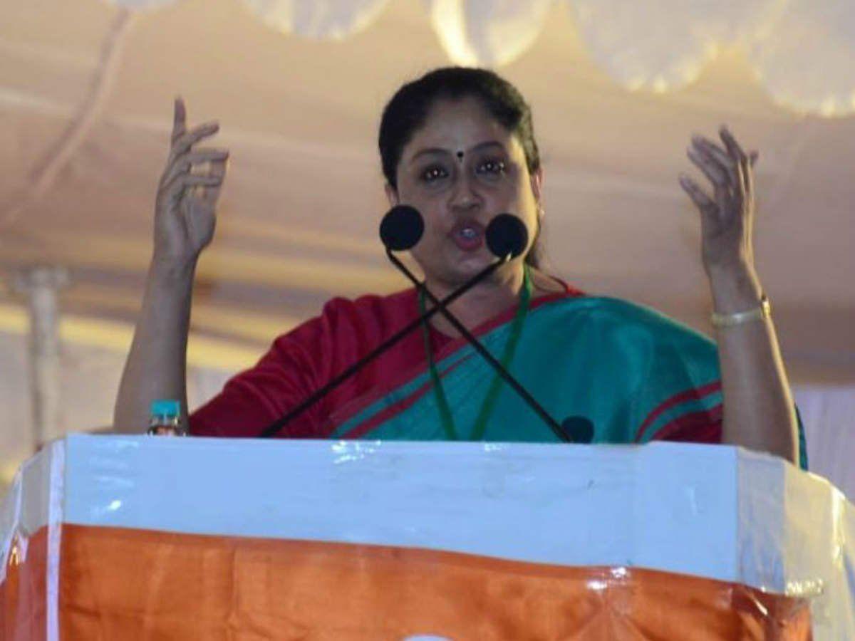 राहुल गांधी की रैली में कांग्रेस की महिला नेता की विवादित टिप्पणी, कहा- आतंकी की तरह दिखते हैं प्रधानमंत्री