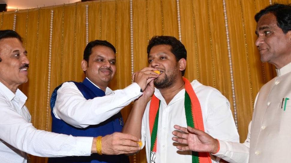 बीजेपी ने दिया कांग्रेस को बड़ा झटका