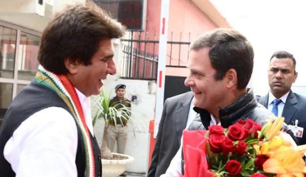 कांग्रेस के फतेहपुर सीकरी होंगे राजबब्बर उम्मीदवार