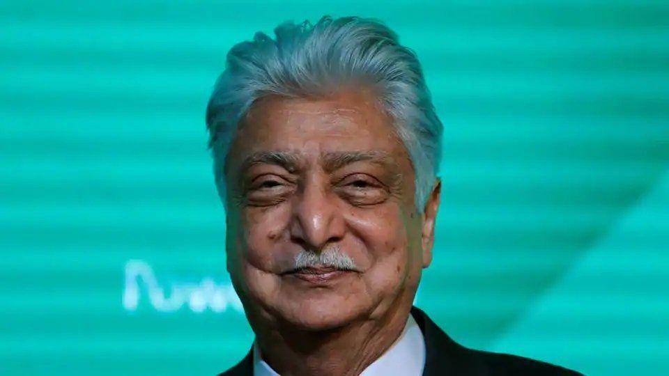 अजीम प्रेमजी ने Wipro शेयर के 52,750 करोड़ रुपये परोपकार कार्यों के लिए किए दान