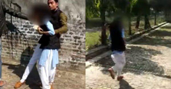 मेरठ में छात्रा से दिनदहाड़े अश्लील हरकत, वीडियो देखकर दहल जाएगा आपका दिल काश!
