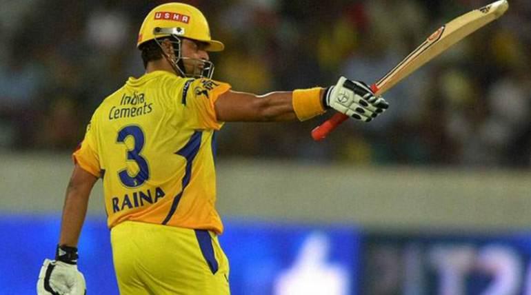 सुरेश रैना ने रचा इतिहास, IPL में ये कारनाम करने वाले बने पहले बल्लेबाज