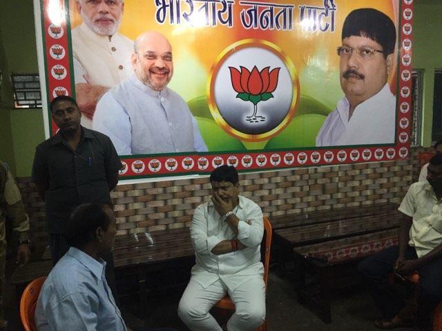 बीजेपी नेता अर्जुन सिंह बोले मेंने जो किया वो तृणमूल सरकार के कहने पर किया