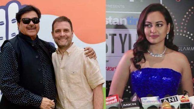 सोनाक्षी ने पिता शत्रुघ्न सिन्हा के कांग्रेस में शामिल होने पर दिया बड़ा बयान, पढ़िए- क्या कहा