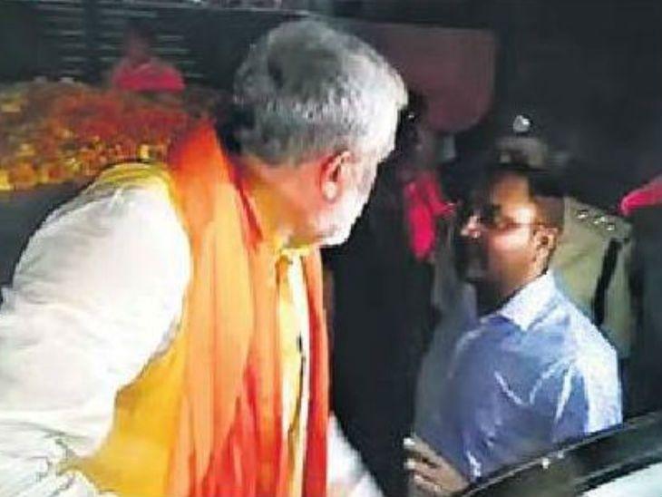 केंद्रीय मंत्री अश्विनी चौबे ने की SDM से बदसलूकी, बक्सर में काफिला रोकने पर भड़क गए?