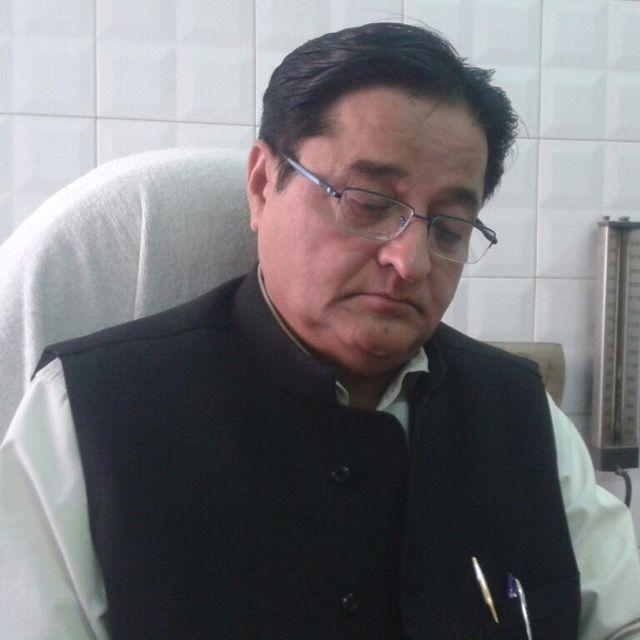 मुरादाबाद: गठबंधन के प्रत्याशी डॉ एसटी हसन ने कहा,  आजम खान बदौलत मिला टिकिट