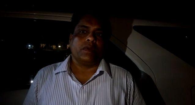 बसपा एमएलसी पर जान से मारने के उद्देश्य से डम्पर से मारी गाडी में टक्कर, पुलिस ने डम्पर कब्जे में लिया