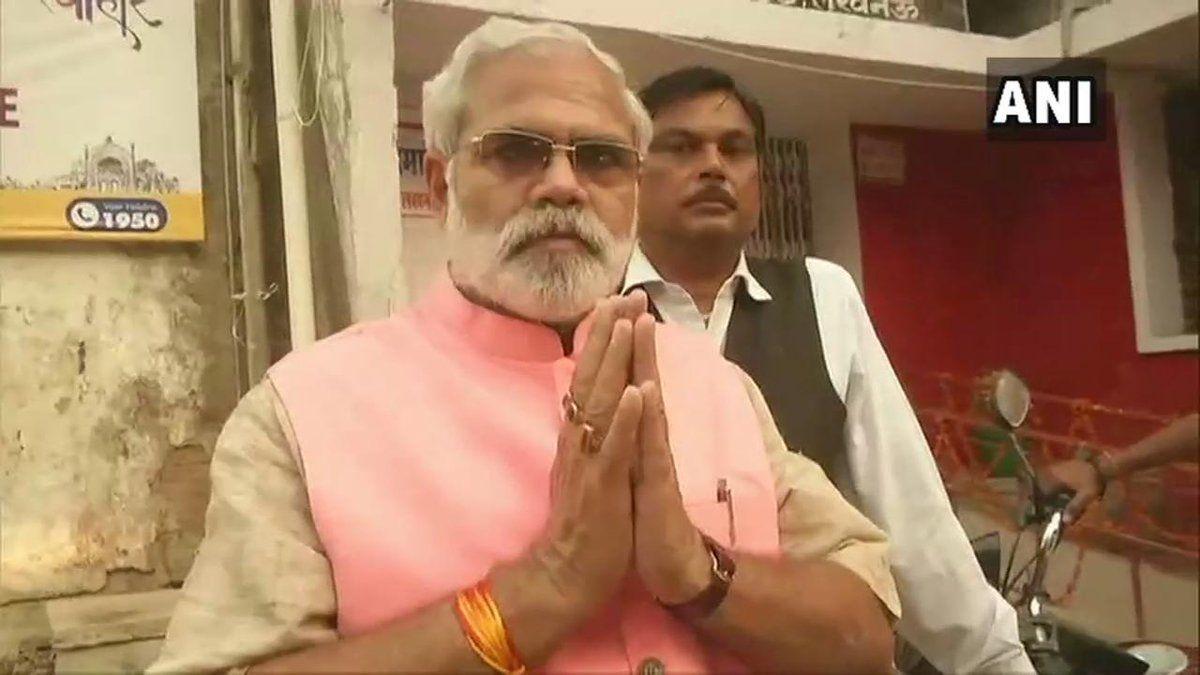 मैं किसी के खिलाफ नहीं बल्कि जुमला के खिलाफ हूं, जीतने के बाद मैं राहुल जी की पीएम उम्मीदवारी का समर्थन करूंगा- अभिनन्दन पाठक