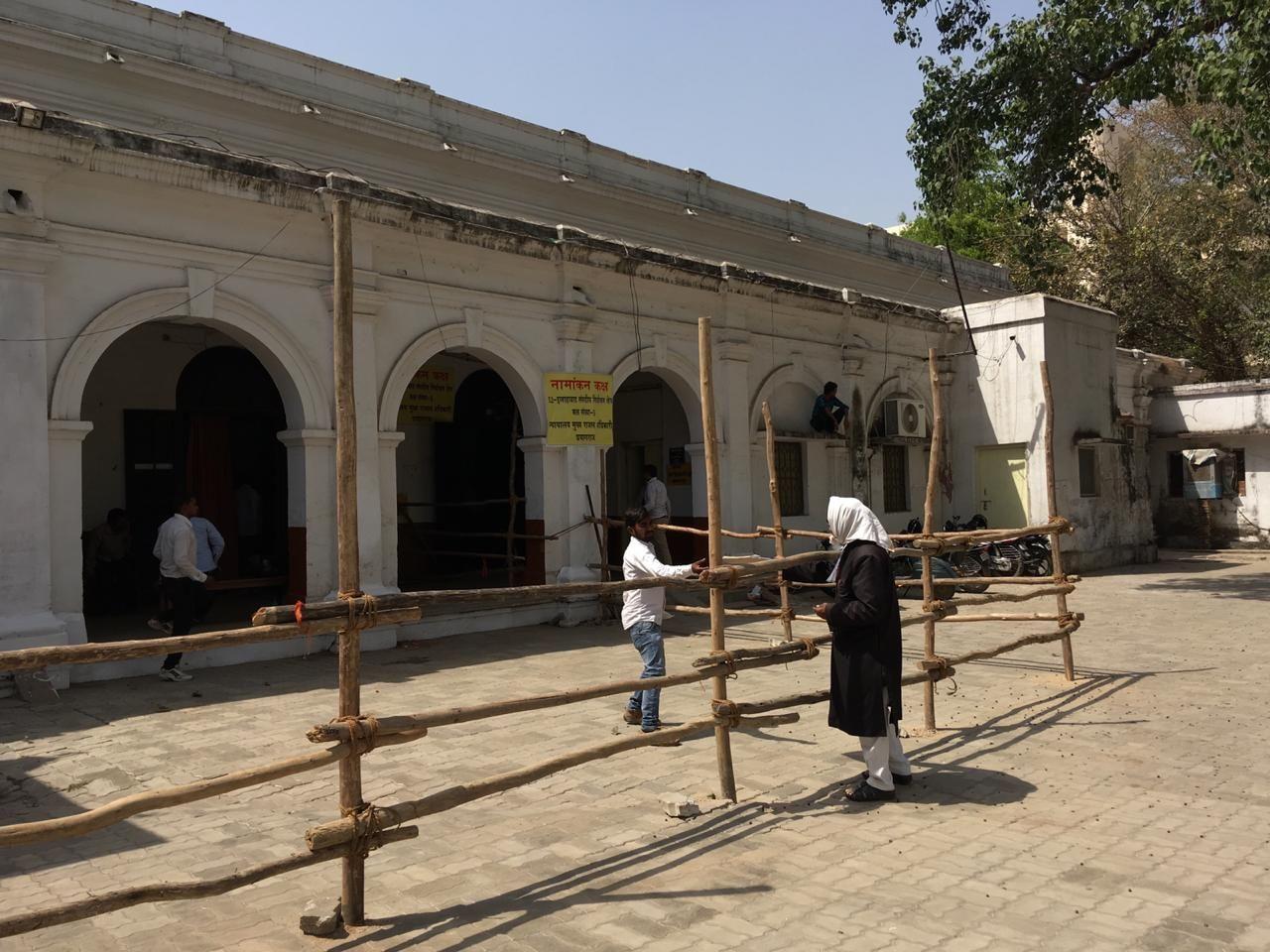 कड़ी सुरक्षा ,बंदोबस्त के बीच प्रयागराज की दोनों ऐतिहासिक सीटों के लिए कल से शुरू होगा नामांकन