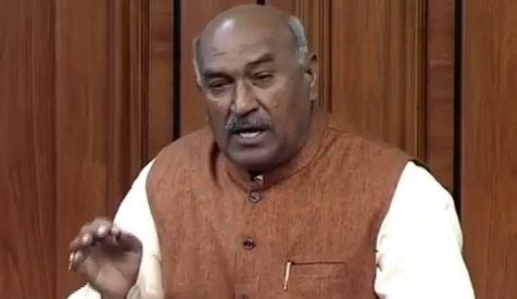 टिकट कटने से नाराज BJP सांसद हरिओम पांडे का आरोप,