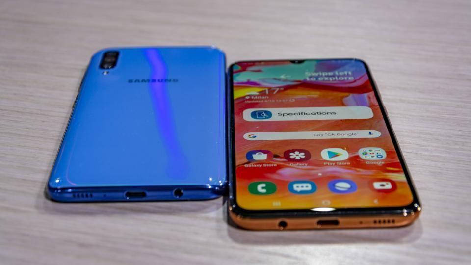 32MP सेल्फी कैमरा वाला Samsung Galaxy A70 भारत में हुआ लांच, जानें- कीमत और क्या है खास