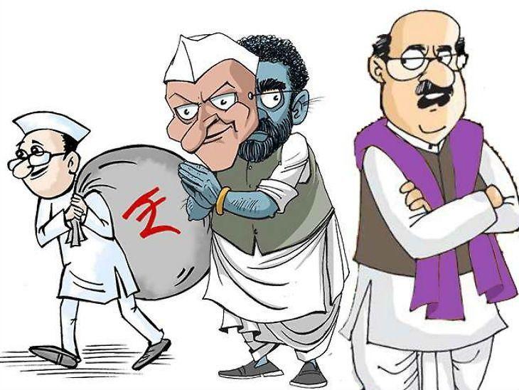 इस प्रत्याशी ने कहा कि मेरे पास सिर्फ 9 रूपये की सम्पत्ति है, बीजापुर से लड़ रहे हैं चुनाव