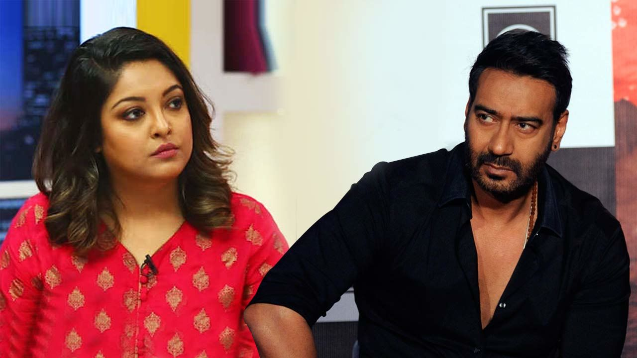 तनुश्री द्वारा लगाए आरोपों पर अजय देवगन ने दिया बड़ा बयान