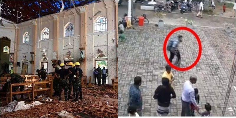 श्रीलंका ब्लास्ट: सैकड़ों लोगों के हत्यारे का विडियो आया सामने, देखें यहां