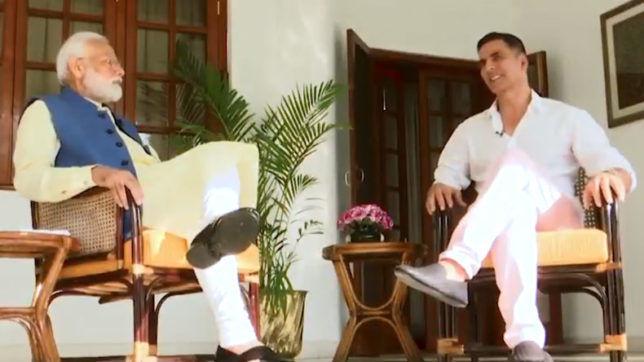 अक्षय कुमार ने लिया पीएम मोदी का इंटरव्यू, मां और भाइयों के बारे में दिए ये जवाब