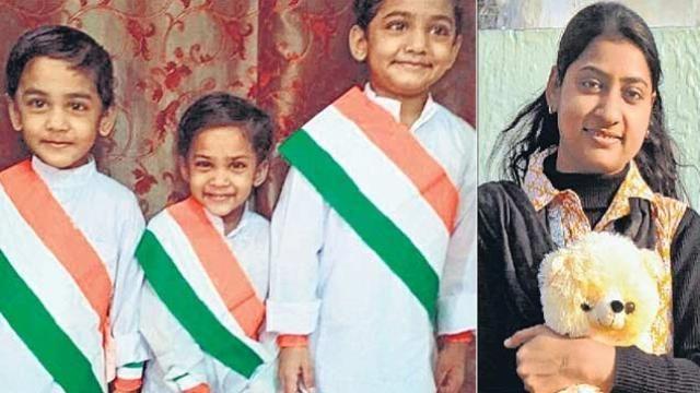 गाजियाबाद में पत्नी और तीन मासूम बच्चों की हत्या करने वाला सॉफ्टवेयर इंजीनियर कर्नाटक से गिरफ्तार