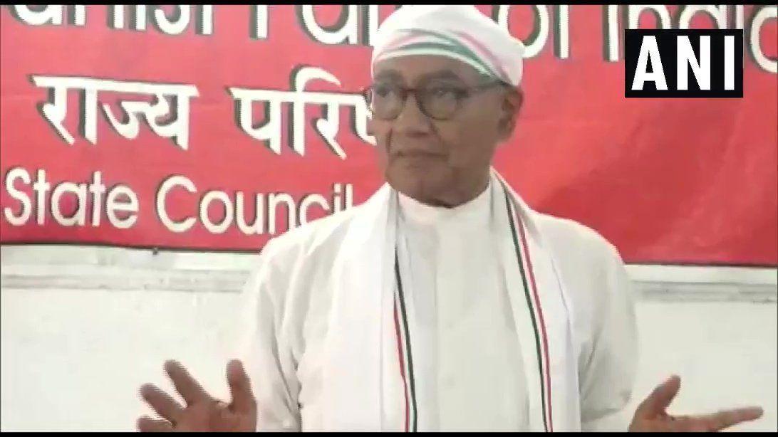 लोकसभा चुनाव : दिग्विजय सिंह के लिए भोपाल में वोट मांगने आएंगे कन्हैया कुमार
