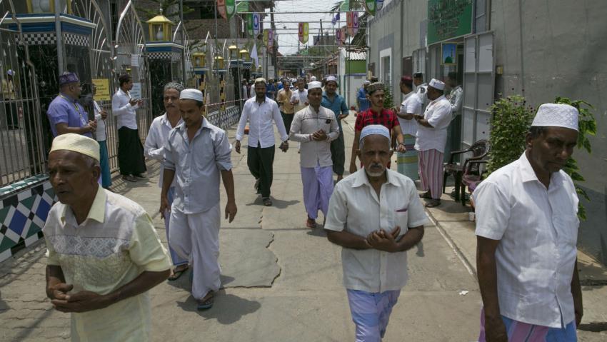 श्रीलंका ने ईस्टर हमलों के बाद 200 मौलानाओं को देश से निष्कासित किया