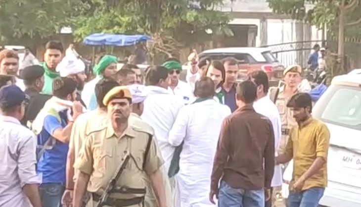...जब राबड़ी देवी के सामने ही कार्यकर्ताओं से भिड़ गए तेज प्रताप यादव, देखें VIDEO