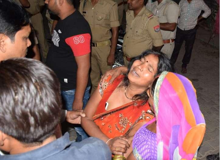 गोरखपुर में पूर्व जिला पंचायत अध्यक्ष की गोली मारकर की गई हत्या