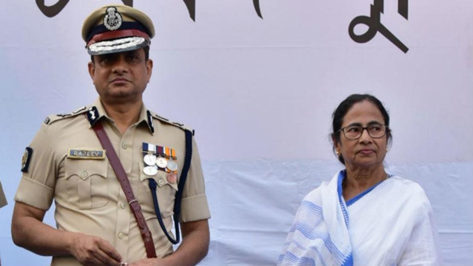ममता के चहेते आईपीएस के खिलाफ लुकऑउट नोटिस, सीबीआई कर सकती है गिरफ्तार