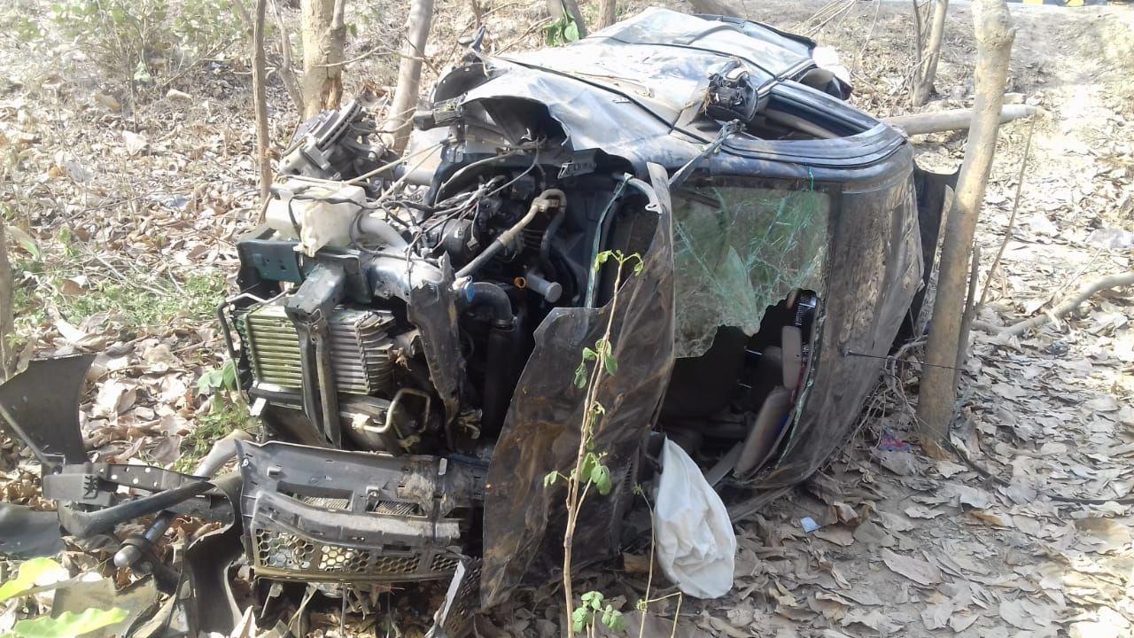 बाराबंकी: देवा रोड निवासी दम्पति समेत हादसों में चार की मौत