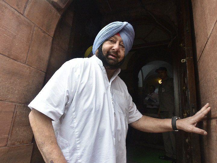 नवजोत सिद्धू को लेकर पंजाब के मुख्यमंत्री अमरिंदर सिंह ने किया सनसनीखेज खुलासा