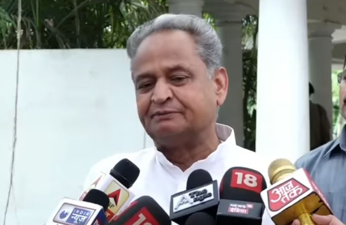 एक्जिट पोल को लेकर राजस्थान के मुख्यमंत्री अशोक गहलोत ने कही बड़ी बात!