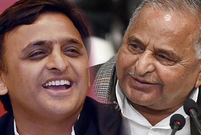 Mulayam Singh Yadav and Akhilesh Yadav : सीबीआई ने दी मुलायम अखिलेश को क्लीन चिट, नहीं मिला कोई सबूत