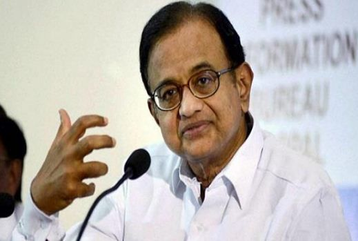 भाजपा को सरकार बनाना मुश्किल – पी चिदंबरम