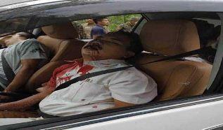 उग्रवादी हमला में विधायक समेत 11 की हत्या, राजनाथसिंह ने किया दुःख व्यक्त