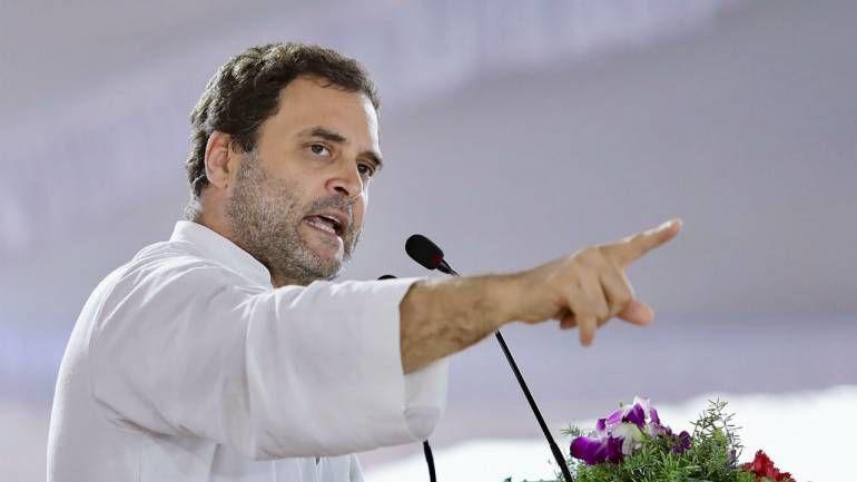 राहुल गांधी ने कार्यकर्ताओं को दिया ये संदेश, कहा-